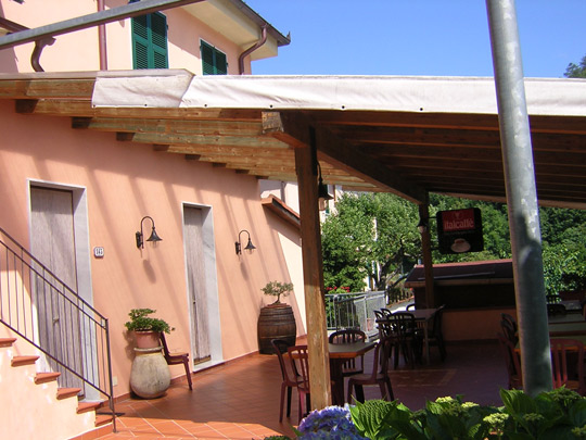 la Veranda - Bed and Breakfast in Provincia di La Spezia
