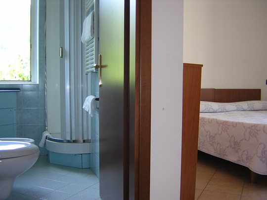 Bagno - Bed and Breakfast in Provincia di La Spezia